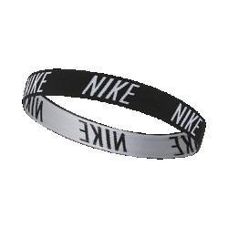 <ナイキ(NIKE)公式ストア>ナイキ ロゴ ヘッドバンド AC9667-010 ブラック画像
