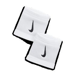 <ナイキ(NIKE)公式ストア>ナイキコート Dri-FIT テニスリストバンド AC9720-114 ホワイト ★30日間返品無料 / Nike+メンバー送料無料!画像