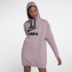 Женская худи Nike Sportswear RallyЖенская худи Nike Sportswear Rally обеспечивает комфортную защиту благодаря удлиненной конструкции из мягкого флиса с начесом на изнаночной стороне.<br>