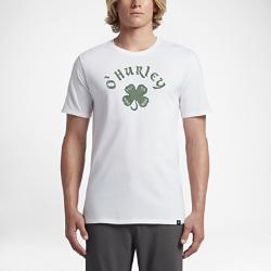Мужская футболка Hurley Celtic RootsМужская футболка Hurley Celtic Roots из первоклассной ткани для комфорта на весь день позволяет создать образ в ирландском стиле.<br>