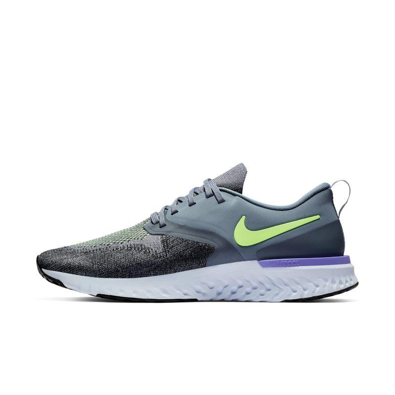 Nike Odyssey React Flyknit 2 Zapatillas de running - Hombre - Azul