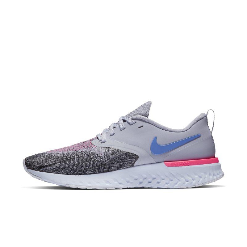 Scarpa da running Nike Odyssey React Flyknit 2 - Donna - Blu