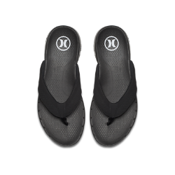 Мужские сандалии Hurley Phantom FreeМужские сандалии Hurley Phantom Free с подметкой Nike Free и эргономичной стелькой повторяют форму стопы для естественной свободы движений и максимального комфорта в течение всего дня.<br>
