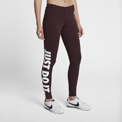 Женские леггинсы Nike Sportswear Leg-A-SeeЖенские леггинсы Nike Sportswear Leg-A-See из мягкой и эластичной ткани с облегающим кроем обеспечивают комфорт и естественную свободу движений.<br>
