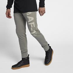 Мужские джоггеры Nike Sportswear AF1Мужские джоггеры Nike Sportswear AF1 из мягкой ткани френч терри с зауженным ниже колена кроем.<br>