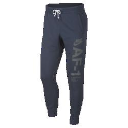 Мужские джоггеры Nike SportswearМужские джоггеры Nike Sportswear из мягкой ткани френч терри с зауженным ниже колена кроем.<br>