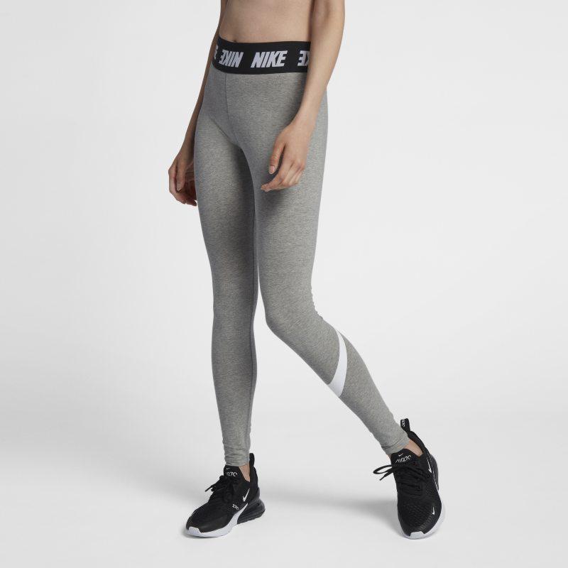 Nike Sportswear Club Leggings de talle alto - Mujer - Gris