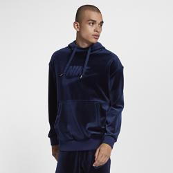 Nike Sportswear Men's Velour Hoodie