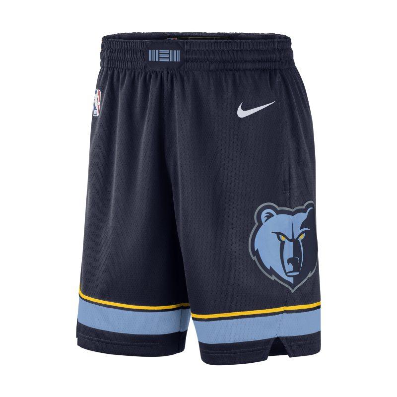 Memphis Grizzlies Icon Edition Swingman Nike NBA ErkekŞortu  AH3874-419 -  Mavi M Beden Ürün Resmi