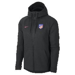 Мужская куртка Atletico de Madrid Tech Fleece WindrunnerМужская куртка Atletico de Madrid Tech Fleece Windrunner сохранила классические элементы оригинальной модели для бега: шеврон на груди и гладкий флис, обеспечивающий легкость и тепло в любой ситуации.<br>
