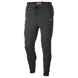 Мужские джоггеры Atletico de Madrid Tech FleeceМужские джоггеры Atletico de Madrid Tech Fleece из мягкой и легкой ткани обеспечивают тепло и комфорт.<br>