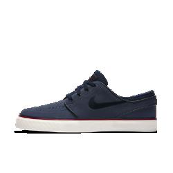 Женская обувь для скейтбординга Nike SB Air Zoom Stefan JanoskiЖенская обувь для скейтбординга Nike SB Air Zoom Stefan Janoski в характерном свободном стиле обеспечивает мгновенную амортизацию и надежное сцепление.<br>