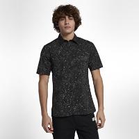 <ナイキ(NIKE)公式ストア>ハーレー デストロイヤー メンズ ショートスリーブシャツ AH4887-010 ブラック画像