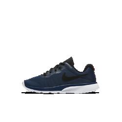 Кроссовки для дошкольников Nike Tanjun RacerTanjunпо-японски значит «простота». Кроссовки для дошкольников Nike Tanjun Racer оправдывают свое название: их плотно прилегающий дышащий верх создан из минималистичной сетки.<br>