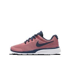Беговые кроссовки для школьников Nike Tanjun RacerTanjunпо-японски значит «простота». Кроссовки для школьников Nike Tanjun Racer оправдывают свое название: их плотно прилегающий дышащий верх создан из минималистичной сетки.<br>