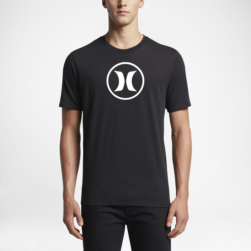 Hurley Dri-FIT Circle Icon Men's T-Shirt