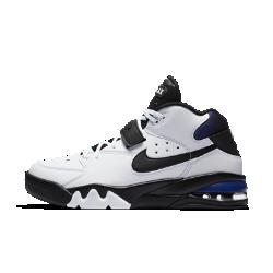Мужские кроссовки Nike Air Force MaxМужские кроссовки Nike Air Force Max — классическая баскетбольная модель 1990-х, адаптированная для повседневной жизни. Поддерживающая конструкция и амортизирующая вставка Nike Air для прочности и комфорта.<br>