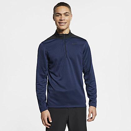 a0d7ef62650e Nike Therma Repel Men s 1 2-Zip Golf Top. Nike.com