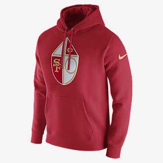 Men s San Francisco 49ers Hoodies. Nike.com 0cc336de25d0