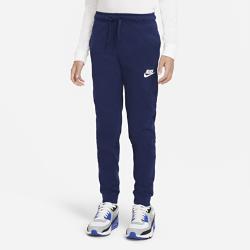 <ナイキ(NIKE)公式ストア>ナイキ スポーツウェア ジュニア (ボーイズ) パンツ AH6073-478 ブルー画像