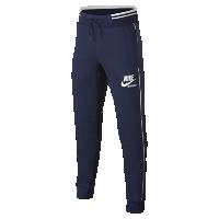 <ナイキ(NIKE)公式ストア> ナイキ スポーツウェア ジュニア (ボーイズ) パンツ AH6077-429 ブルー画像