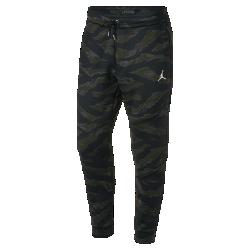 <ナイキ(NIKE)公式ストア>ジョーダン スポーツウェア フライト テック メンズ カモ パンツ AH6166-010 ブラック画像