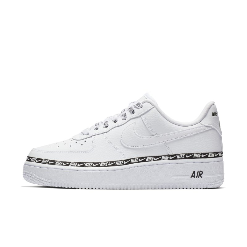 check out 1fc03 99f8f Nike Air Force 1 07 SE Premium Overbranded Womens Shoe - White Image