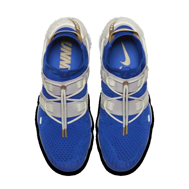 Nike Air VaporMax herensneaker blauw