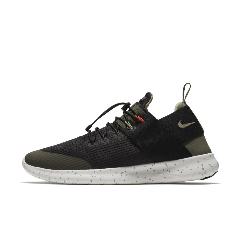 Nike Free RN Commuter 2017 Utility Men's Running Shoe - Black Image