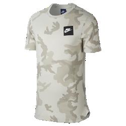 Мужская футболка с коротким рукавом Nike SportswearМужская футболка с коротким рукавом Nike Sportswear из мягкого и прочного хлопка обеспечивает комфорт на весь день.<br>