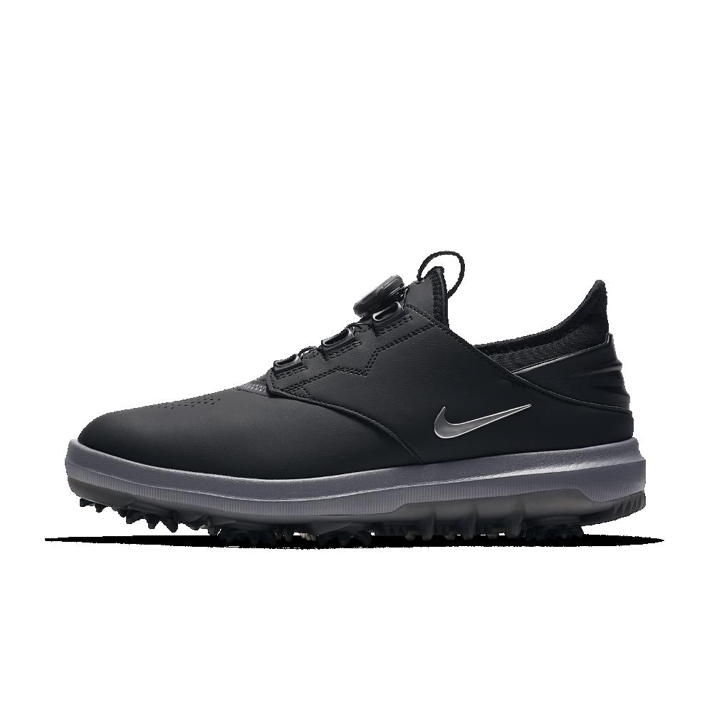 ナイキ エア ズーム ダイレクト (ワイド) メンズ ゴルフシューズ AH7104-001 ブラック ★30日間返品無料 / Nike+メンバー送料無料
