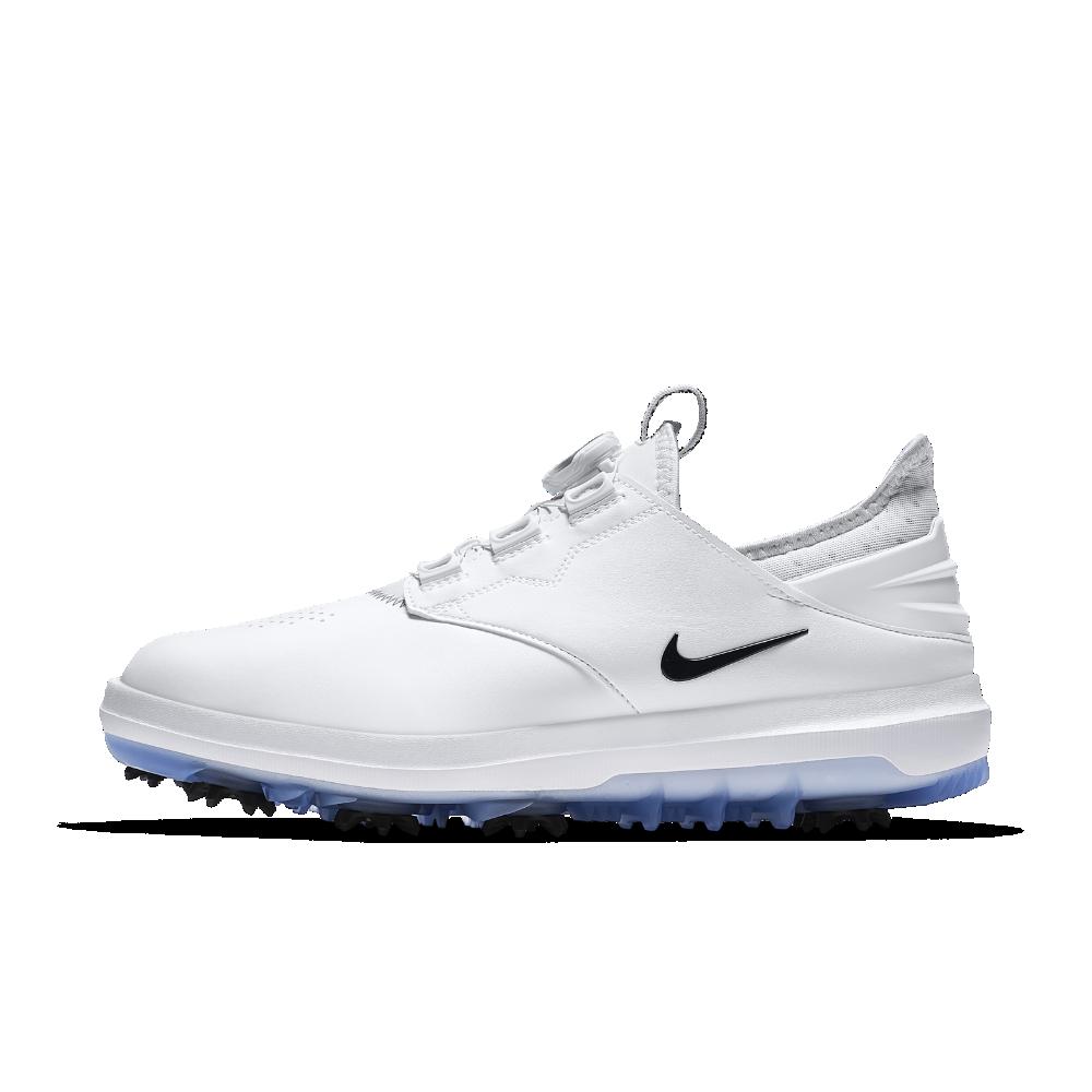 ナイキ エア ズーム ダイレクト (ワイド) メンズ ゴルフシューズ AH7104-100 ホワイト ★30日間返品無料 / Nike+メンバー送料無料