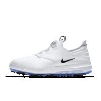 <ナイキ(NIKE)公式ストア> ナイキ エア ズーム ダイレクト (ワイド) メンズ ゴルフシューズ AH7104-100 ホワイト画像