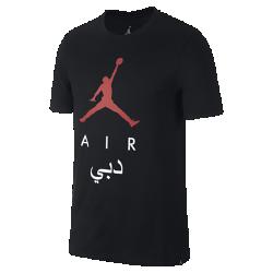 Мужская футболка Jordan City (Dubai)Мужская футболка Jordan City (Dubai) из прочного 100% хлопка обеспечивает комфорт на весь день.<br>