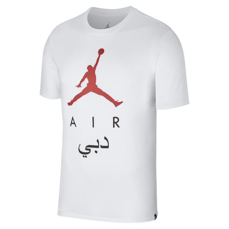 check out 099dd 975ed Nike Jordan City (Dubai) Men s T-Shirt - White Image