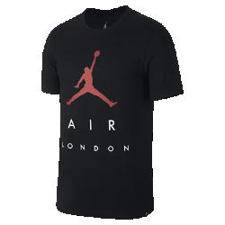 Мужская футболка Jordan City (London)Мужская футболка Jordan City (London) из прочного 100% хлопка обеспечивает комфорт на весь день.<br>
