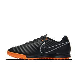 Футбольные бутсы для игры на газоне Nike TiempoX Legend VII AcademyФутбольные бутсы для игры на газоне Nike TiempoX Legend VII Academy сочетают конструкцию из легкого пеноматериала и телячьей кожи для гибкости и превосходного касания на полях сгазонным покрытием.<br>