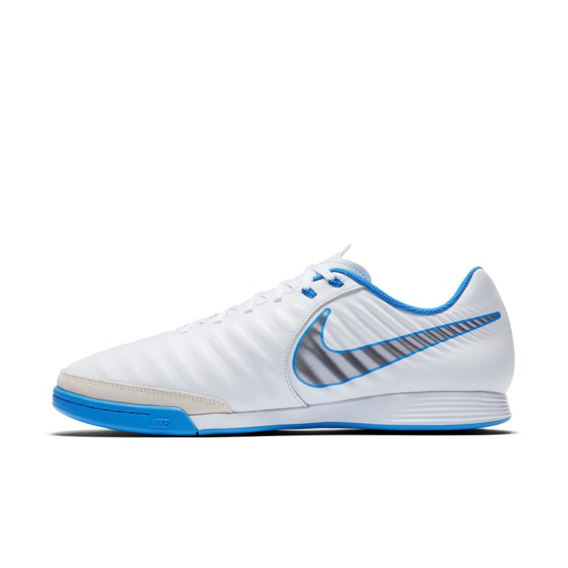 on sale 45d86 77524 Nike TiempoX Legend VII Academy Indoor Court Football Shoe - White Image