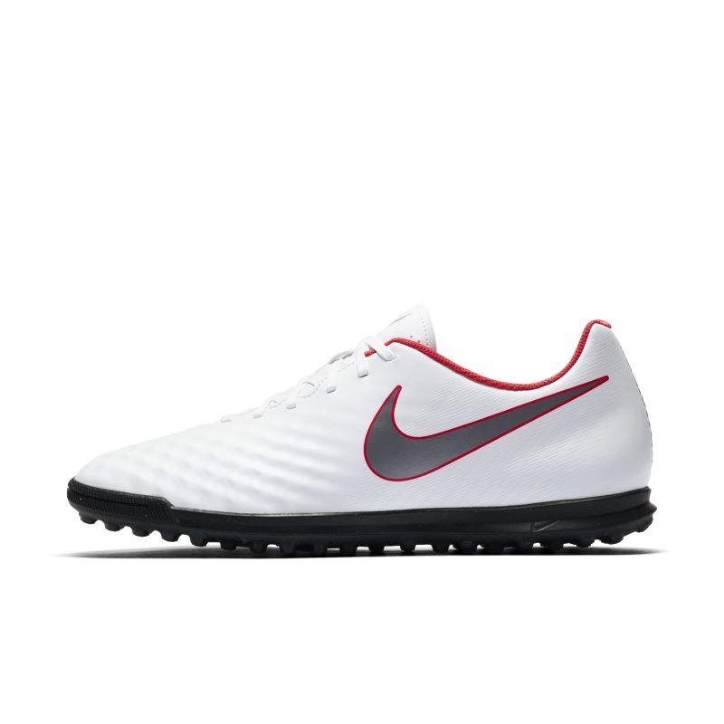 Nike MagistaX Obra II Club Turf Football Shoe - White