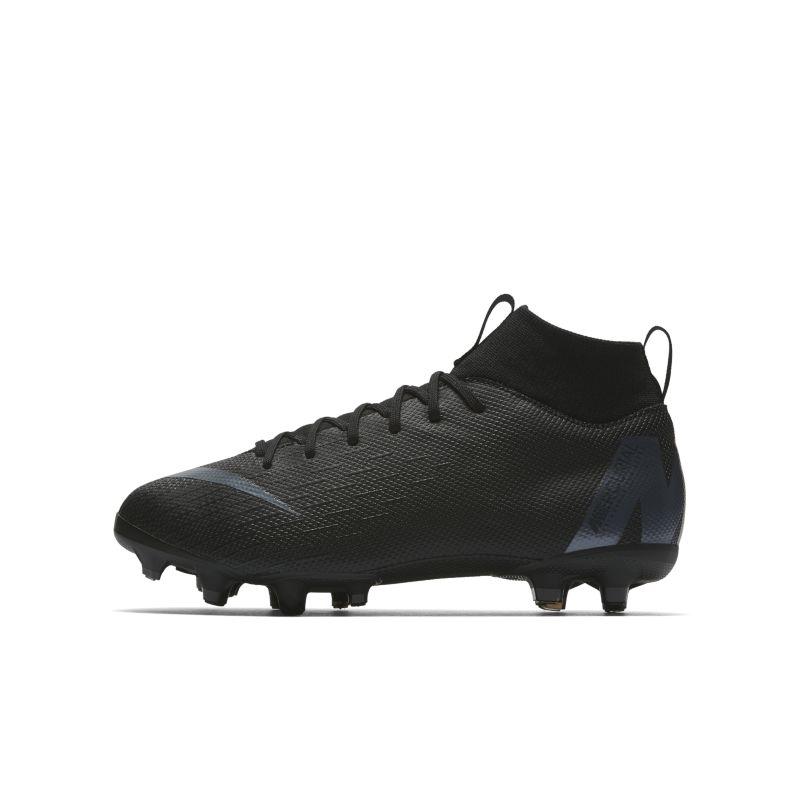Nike Jr. Superfly 6 Academy MG Küçük/Genç Çocuk Çoklu Zemin Kramponu  AH7337-001 -  Siyah 34 Numara Ürün Resmi