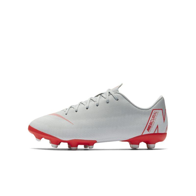 Nike Jr. Mercurial Vapor XII Academy Küçük/Genç Çocuk Çoklu Zemin Kramponu  AH7347-060 -  Gri 35.5 Numara Ürün Resmi