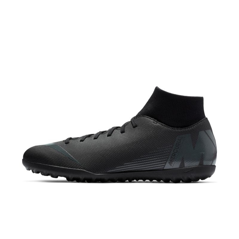 Nike Mercurial Superfly 6 Club TF Botas de fútbol para hierba artificial...
