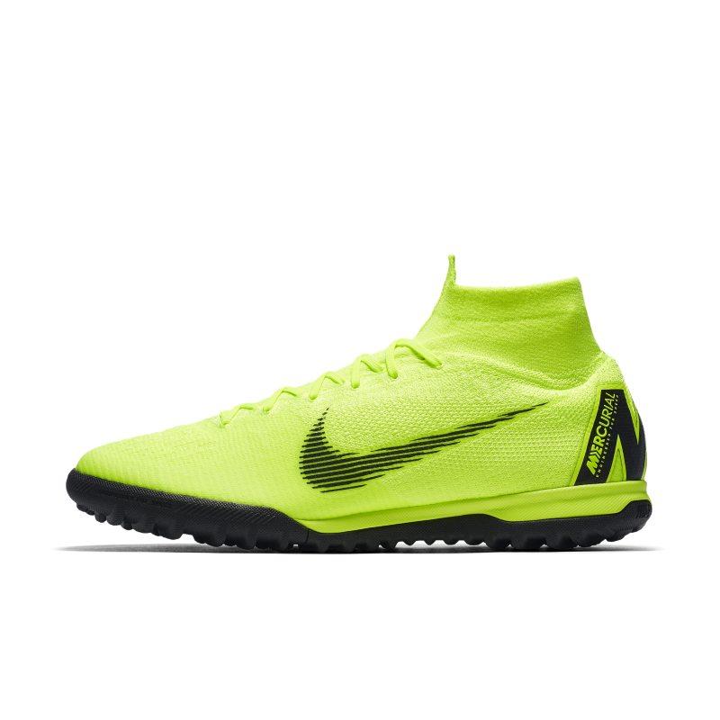 Nike SuperflyX 6 Elite TF Halı Saha Kramponu  AH7374-701 -  Sarı 46 Numara Ürün Resmi