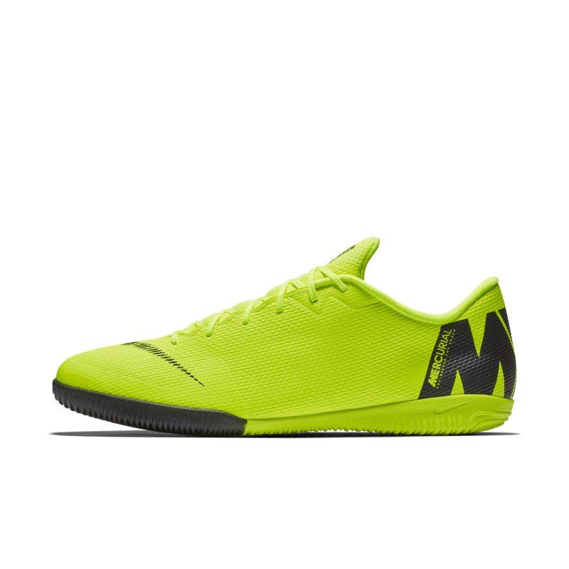 Nike VaporX 12 Academy IC Kapalı Saha/Salon Kramponu  AH7383-701 -  Sarı 40.5 Numara Ürün Resmi