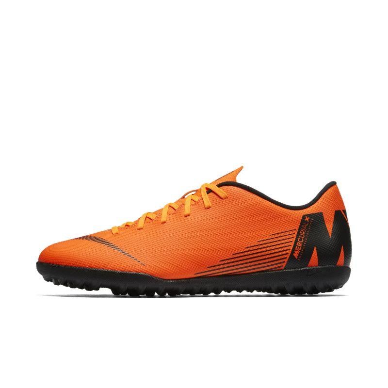 Nike MercurialX Vapor XII Club Turf Football Shoe - Orange Image