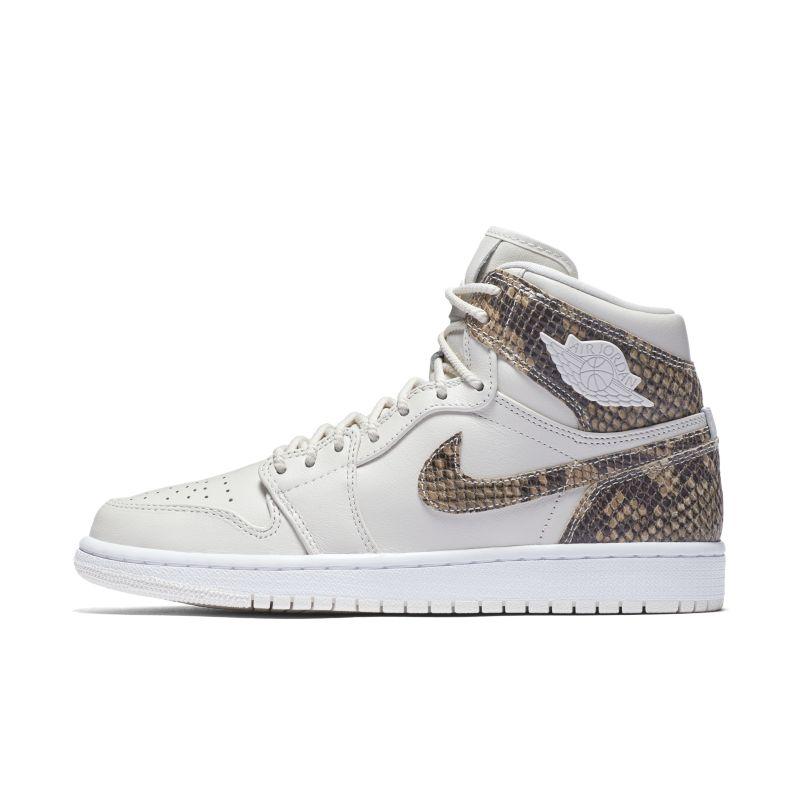 Nike Air Jordan 1 Retro High Premium Women's Shoe - Cream Image