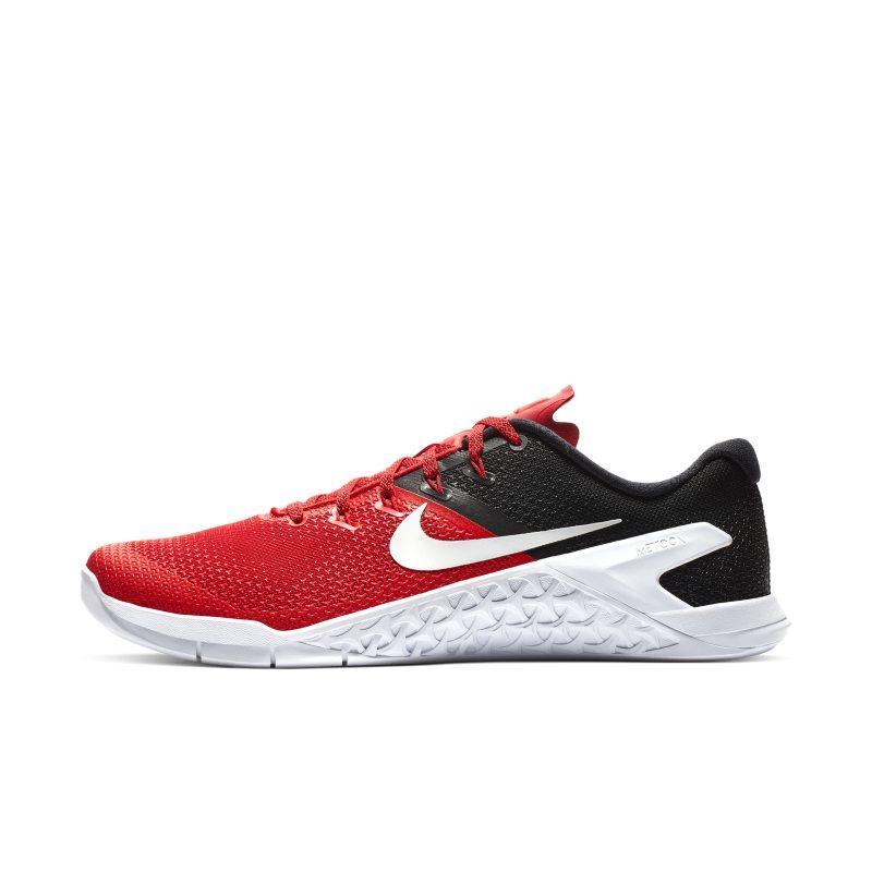 Nike Metcon 4 Zapatillas de entrenamiento y levantamiento de pesas - Hombre - Rojo