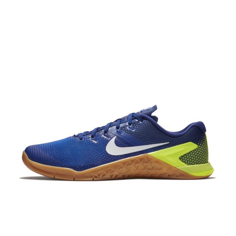 Nike Metcon 4 Zapatillas de cross-training y halterofilia - Hombre - Azul