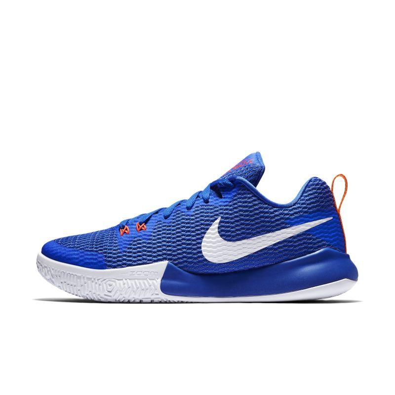 Nike Zoom Live II Men's Basketball Shoe - Blue Image