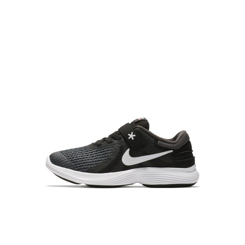Scarpa Nike Revolution 4 FlyEase - Bambini - Nero